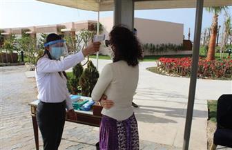 ارتفاع عدد المطاعم والكافيتريات السياحية الحاصلة على شهادة السلامة الصحية إلى 305 منشآت