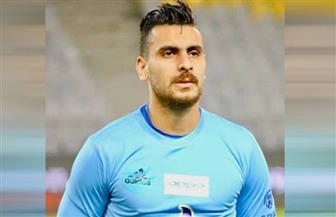 عودة أحمد مسعود لتدريبات المصري بمعسكر برج العرب