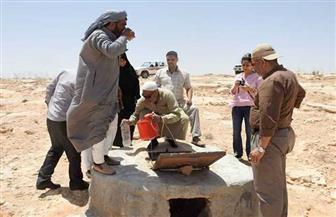 """منظمة """"أكساد"""": تنفيذ 1020 منشأة حصاد مياه أمطار استفاد منها 1516 أسرة بدوية في مطروح"""