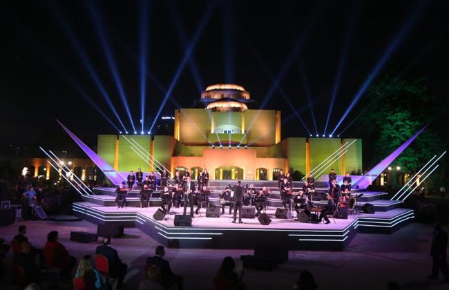 جمهور الأوبرا يعيش مع ذكريات زمن الفن الجميل في حفل وهابيات