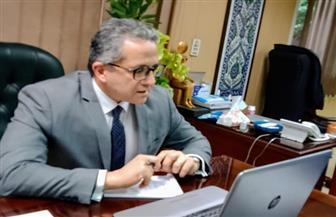 رؤساء بعثات الاتحاد الأوروبي بالقاهرة: لا قيود خاصة من جانب الاتحاد الأوروبي على رحلات الطيران والسفر إلى مصر