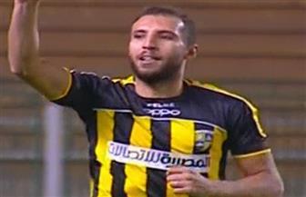 جلسة لتجديد عقد لاعب المقاولون العرب