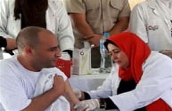 قافلة طبية للكشف على السجناء والعاملين بسجن برج العرب
