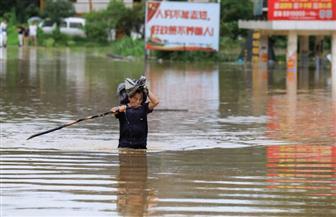 140 قتيلا أو مفقودا بسبب الفيضانات في شتى أنحاء الصين