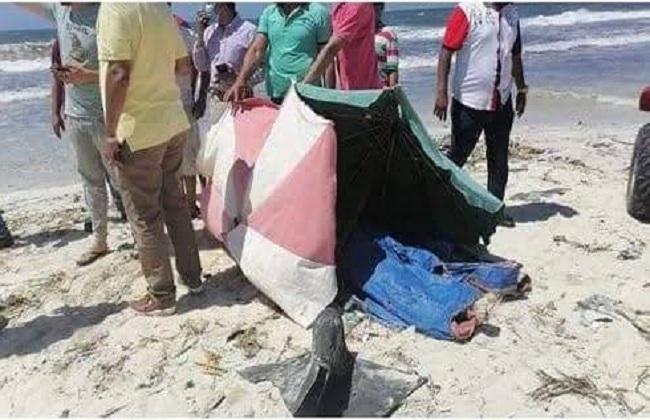 رئيس جمعية الإنقاذ البحري استخراج  جثامين من غرقى شاطئ النخيل