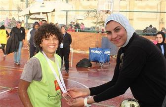 رحاب الغنام مديرا لبطولة المهارات لكرة السلة