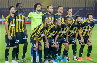 """المشرف على الكرة بـ""""المقاولون العرب"""" يحفز اللاعبين قبل لقاء سموحة"""