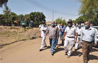 محافظ أسيوط: استرداد 70 فدانا في إزالة 15 حالة تعد| صور