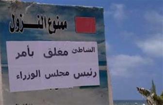 """""""إدارة المصايف بالإسكندرية"""": المواطنون ينزلون الشواطئ فجرا وهم على علم بعدم وجود خدمات إنقاذ"""