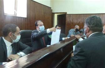 محكمة أسوان تستقبل أوراق 5 مرشحين لمجلس الشيوخ