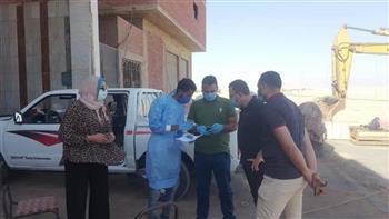 تعافي 94 مريضا من حالات العزل المنزلي بجنوب سيناء | صور
