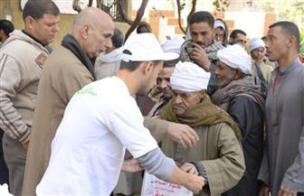 توزيع لحوم الأضاحي في 40 قرية ببني سويف على الفئات الأولى بالرعاية خلال أيام عيد الأضحى