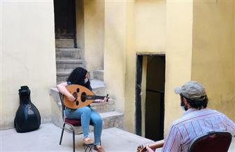 «دروس العود».. تعيد فعاليات المراكز الثقافية | صور