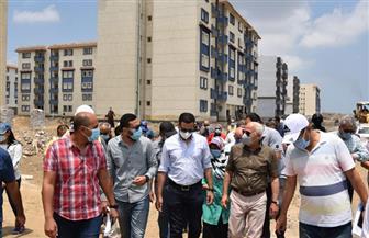 محافظ بورسعيد: بدء إجراء القرعة العلنية الأولى لمشروع الإسكان الاجتماعي المرحلة الثالثة غدا