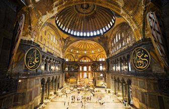 وزيرة الثقافة الإماراتية: تغيير وضع متحف «آيا صوفيا» في إسطنبول لم يراع القيمة الإنسانية