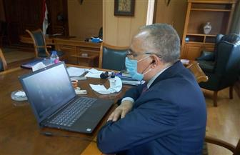 وزير الري يتابع معدلات تنفيذ مشروعي تأهيل الترع والتحول للري الحديث| صور