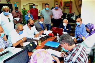 غياب 33 طالبا عن أداء الامتحان بمادتي الكيمياء والجغرافيا في بورسعيد