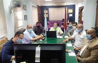 تعليم كفرالشيخ: 16 حالة غش و13 طالبا تم نقلهم للمستشفيات في امتحان الكيمياء والجغرافيا | صور