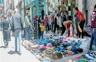 """الإسكندرية تواجه الباعة الجائلين .. أسواق حضارية بديلة ..والمحافظ : لن نسمح بمشاهد """"القبح"""""""