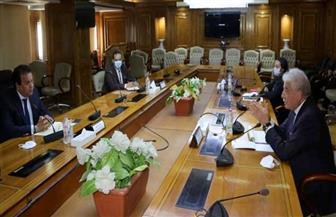 وزير التعليم العالي يناقش مع محافظ جنوب سيناء خطة تطوير فرع جامعة السويس بالطور