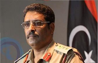 المسماري يؤكد وقوف الجيش الليبي بجانب الشعب في تحقيق مطالبه