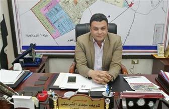 رئيس جهاز مدينة ٦ أكتوبر يشهد  اصطفاف المعدات استعدادا لاستقبال موسم الشتاء