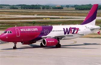 شركة ويز أير العالمية تدشن خط طيران بين الإسكندرية وميلانو الشهر الجاري