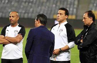 جهاز المنتخب المصري ينعى وفاة زوجة نائب رئيس اتحاد الكرة