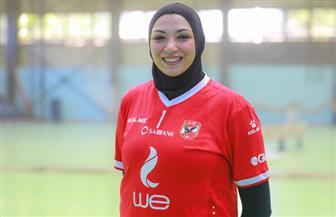 أية الشامي: «سيدات طائرة الأهلي» يستعد بقوة لحسم ثنائية الدوري والكأس