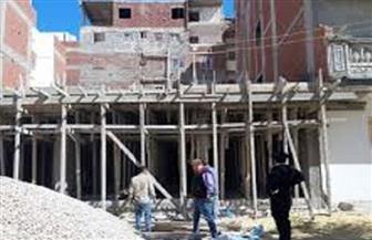 ضبط 57 شخصا لمخالفتهم قرار إيقاف أعمال بناء المساكن الخاصة