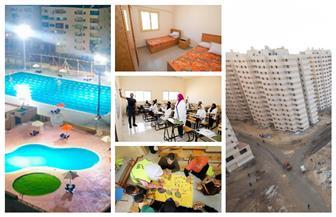 تعرف على جهود صندوق تحيا مصر للتنمية العمرانية في مواجهة العشوائيات والمناطق المهددة للحياة | صور