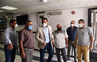 نائب محافظ الفيوم يوجه بغلق 3 مقاه وتحويل أطباء وتمريض بمستشفى إطسا للتحقيق | صور