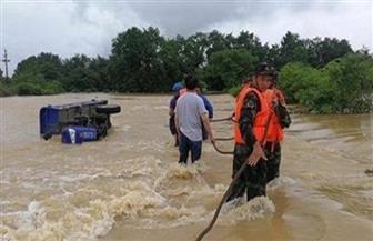 140 غريقا فى فيضانات نهر يانغستى بالصين