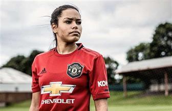 الألمانية إيفانا فوسو تنضم لفريق سيدات مانشستر يونايتد لكرة القدم