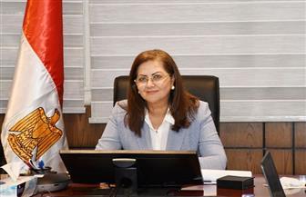 وزيرة التخطيط تفوز بجائزة التميز الحكومي العربية كأفضل وزيرة عربية