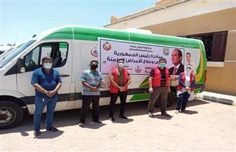 صحة جنوب سيناء: قوافل طبية لأودية أبو زنيمة وشرم الشيخ لأصحاب الأمراض المزمنة |صور
