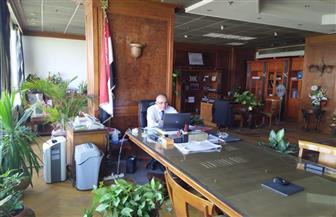 وزير الرى يتابع أعمال تأهيل الترع الفرعية وتطوير الري في ٤ محافظات|صور