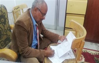 8 مواطنين يتقدمون بأوراق ترشحهم لمجلس الشيوخ بالبحر الأحمر | صور