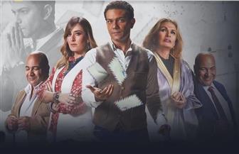 """آسر ياسين يعلن موعد عرض فيلم """"صاحب المقام"""" على """"شاهد"""""""