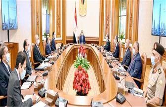 الرئيس السيسي يوجه بأن يكون انتقال الحكومة للعاصمة الإدارية الجديدة بمثابة تطوير للجهاز الإداري بالدولة