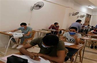 وكيل كلية الحقوق: 2500 طالب بدأوا امتحانات الليسانس اليوم وسط إجراءات وقائية مشددة