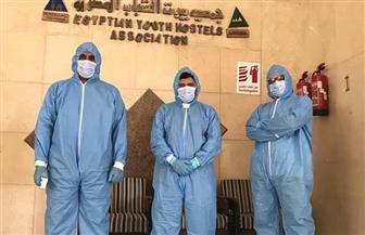 صحة جنوب سيناء: تعافي 120 مصابا بكورونا وخروجهم من الحجر الصحي | صور