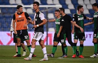 يوفنتوس يتعادل بصعوبة مع ساسولو في الدوري الإيطالي