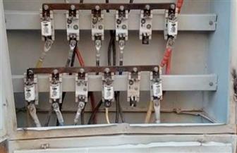 الانتهاء من توصيل  التيار الكهربائي  للمجزر الآلي الجديد بطنطا