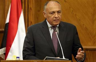 وزير الخارجية يتوجه إلى الأردن للمشاركة في اجتماع رباعي بشأن القضية الفلسطينية