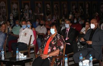 عبد الدايم: عودة الروح للأنشطة الفنية والثقافية تؤكد رغبة الجمهور المصري في الإبداع | صور