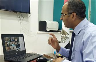 مسئولو الإسكان يتابعون موقف محطات الصرف الصحي والصناعي بشرق القاهرة