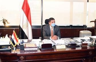 الرئيس التنفيذي للهيئة العامة للاستثمار يتفقد الاستثمارات والتوسعات الجديدة بالمنطقة الحرة بالإسماعيلية