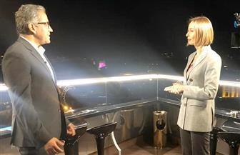 وزير السياحة والآثار يختتم زيارته لأوكرانيا بعقد لقاءات إعلامية مكثفة مع وسائل الإعلام |صور