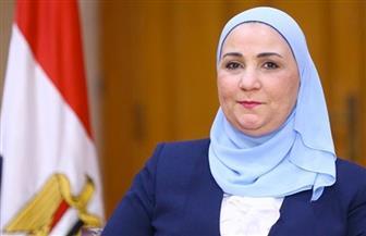 نيفين القباج: شراكة وزارة التضامن مع صندوق تحيا مصر شراكة إستراتيجية